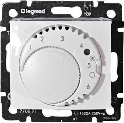 Терморегулятор Легранд 16c50495-a1b2-11e0-8c09-002590128bd3