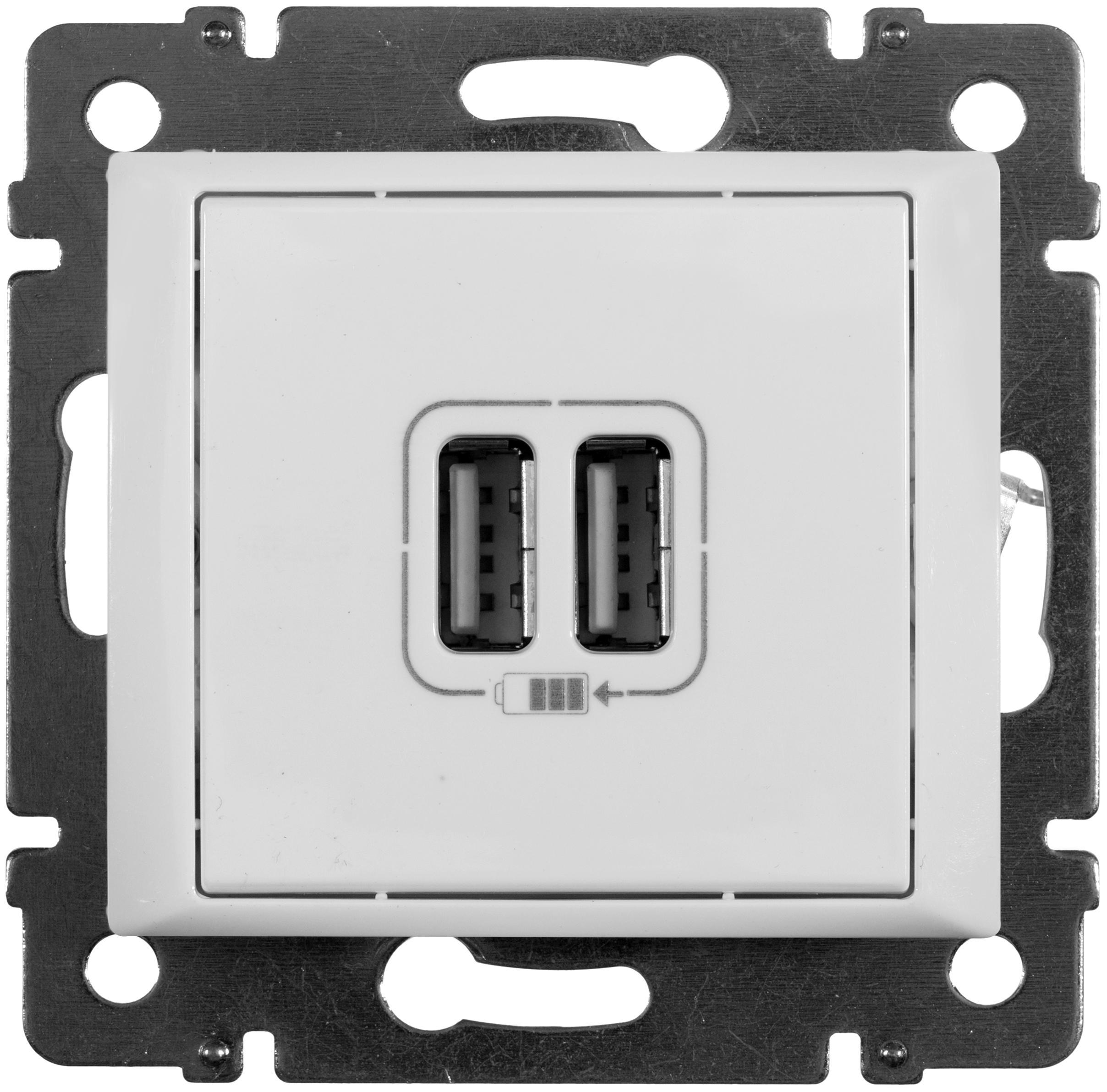 USB розетка Legrand d8258d91-e50e-11e5-8668-000c293b6093